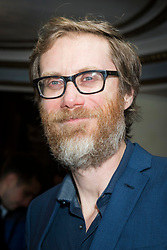Stephen Merchant attends the Beginning press night at the Ambassadors Theatre, London. Picture date: Tuesday 23rd January 2018.  Photo credit should read:  David Jensen/ EMPICS Entertainment