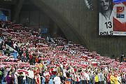 DESCRIZIONE : Wroclaw Poland Polonia Eurobasket Men 2009 Preliminary Round Polonia Bulgaria Poland Bulgary <br /> GIOCATORE : Tifosi Supporters Fans Polonia Poland<br /> SQUADRA : Polonia Poland<br /> EVENTO : Eurobasket Men 2009<br /> GARA : Polonia Bulgaria Poland Bulgary<br /> DATA : 07/09/2009 <br /> CATEGORIA : tifosi fans supporters<br /> SPORT : Pallacanestro <br /> AUTORE : Agenzia Ciamillo-Castoria/E.Castoria<br /> Galleria : Eurobasket Men 2009 <br /> Fotonotizia : Wroclaw Poland Polonia Eurobasket Men 2009 Preliminary Round Polonia Bulgaria Poland Bulgary<br /> Predefinita : si