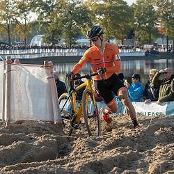 04-11-2018: Wielrennen: EK veldrijden: Rosmalen<br />Lars van der Haar