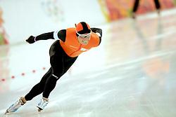 15-02-2014 SCHAATSEN: OLYMPIC GAMES: SOTSJI<br /> 1500 meter mannen - Koen Verweij<br /> ©2014-FotoHoogendoorn.nl