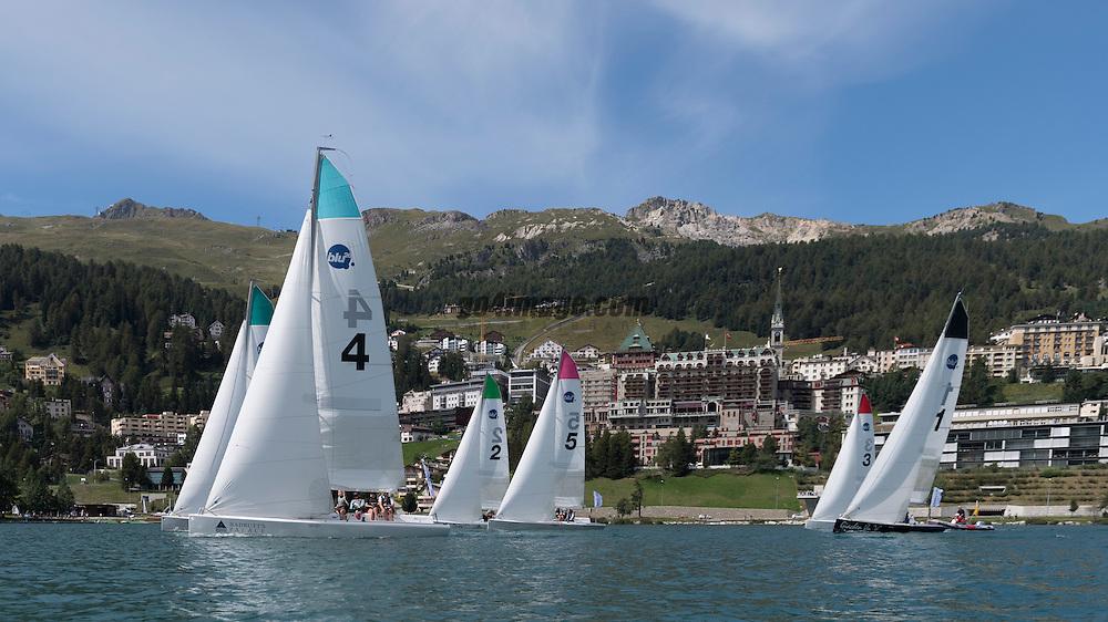 St. Moritz Switzerland 3.9.2016<br /> 2016 Blu26 Swiss Championship<br /> <br /> Photo ©www.juergkaufmann.com