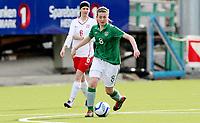 Fotball , Second Qualifying Round<br /> UEFA WU 17 <br /> Briskeby Hamar , Norway<br /> 24.03.12<br /> Poland  v  Republic of Ireland  0-1<br /> Foto: Dagfinn Limoseth, Digitalsport<br /> <br /> Lauren Boces  , Republic of Ireland