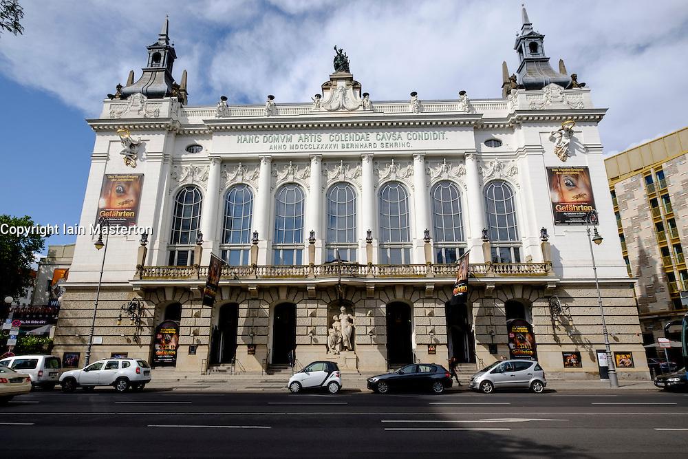 Theater Des Westens in Kantsrasse,Berlin,Charlottenburg