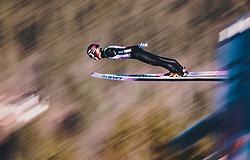 01.01.2020, Olympiaschanze, Garmisch Partenkirchen, GER, FIS Weltcup Skisprung, Vierschanzentournee, Garmisch Partenkirchen, Wertungssprung, im Bild Junshiro Kobayashi (JPN) // Junshiro Kobayashi of Japan during his competition Jump for the Four Hills Tournament of FIS Ski Jumping World Cup at the Olympiaschanze in Garmisch Partenkirchen, Germany on 2020/01/01. EXPA Pictures © 2019, PhotoCredit: EXPA/ JFK