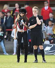 Celebrity Soccer Match - 25 March 2018