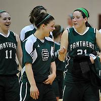 2.24.2011 Elyria Catholic vs St. Martin dePorres Girls Varsity Basketball