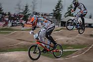 #92 (JASPERS Martijn) NED at the 2014 UCI BMX Supercross World Cup in Santiago Del Estero, Argentina.