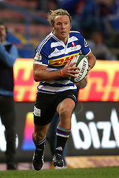 Werner Kok of Western Province on the attack during the Currie Cup Premier Division match between the DHL Western Province and the Pumas held at the DHL Newlands rugby stadium in Cape Town, South Africa on the 17th September  2016<br /> <br /> Photo by: Shaun Roy / RealTime Images