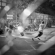 Bad Intentionz v Indians- weekend softball, Brooklyn, NY - October 2013