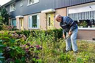 Nederland, Den Dolder, 22 okt 2016<br /> Woongoed woningbouwcorporatie. <br /> Den Dolder, Willem Arntszlaan.<br /> <br /> Foto: (c) Michiel Wijnbergh