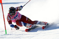 11.01.2020, Chuenisbärgli, Adelboden, SUI, FIS Weltcup Ski Alpin, Riesenslalom, Herren, im Bild Pavel Trikhichev (RUS) // in action during the men's Giant Slalom of FIS ski alpine world cup at the Chuenisbärgli in Adelboden, Switzerland on 2020/01/11. EXPA Pictures © 2020, PhotoCredit: EXPA/ SM<br /> <br /> *****ATTENTION - OUT of GER*****