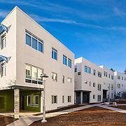All Weather Architectural Aluminum- UCSC Kresge/Stevenson