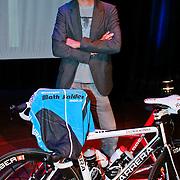 "NLD/Amsterdam/20110623 - Boekpresentatie wielrenner Thomas Dekker "" Schoon Genoeg"","