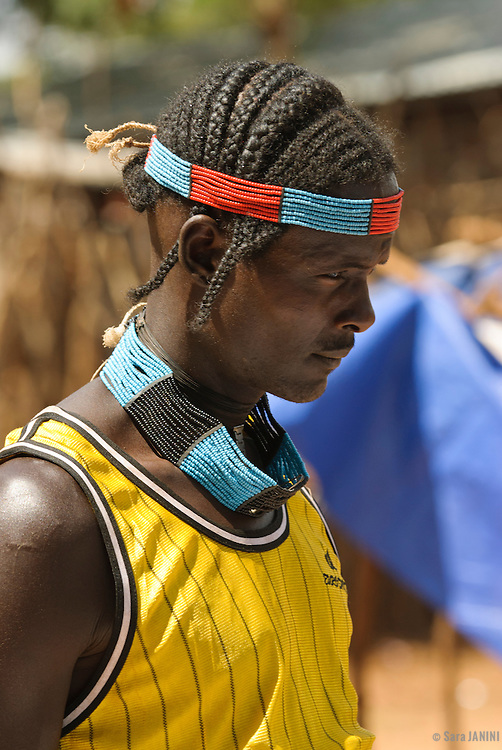 Turmi Tribe, Omo River Valley, South Ethiopia, Africa