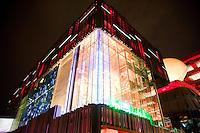 shanghai world expo 2010 - hong kong pavilion