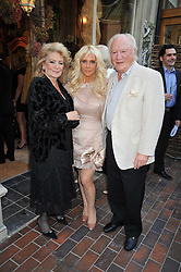 GAIL BERRY and her parents Joe Berry and Madeleine Mono at the opening party for the new Gail Berry emporium at 187 New Kings Road, London SW6 on 30th September 2009.<br /> <br /> <br /> <br /> BYLINE MUST READ: donfeatures.com<br /> <br /> *THIS IMAGE IS STRICTLY FOR PAPER, MAGAZINE AND TV USE ONLY - NO WEB ALLOWED USAGE UNLESS PREVIOUSLY AGREED. PLEASE TELEPHONE 07092 235465 FOR THE UK OFFICE.*