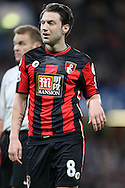 Harry Arter of Bournemouth looks on. Barclays Premier league match, Chelsea v AFC Bournemouth at Stamford Bridge in London on Saturday 5th December 2015.<br /> pic by John Patrick Fletcher, Andrew Orchard sports photography.