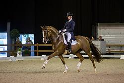 Van Lierop Robin, NED, Finja<br /> Indoor Brabant<br /> © Sharon Vandeput<br /> 9/03/18