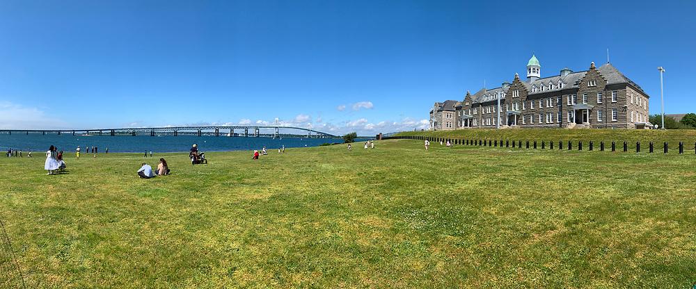 Naval War College, Newport, Rhode Island, USA
