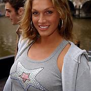 NLD/Amsterdam/20050808 - Deelnemers Sterrenslag 2005, Kelly van der Veer