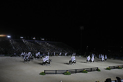Openingceremony: FEI Flags<br /> World Equestrian Games Lexington - Kentucky 2010<br /> © Dirk Caremans