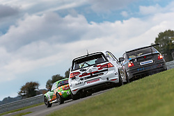 Luke Handley pictured while competing in the 750 Motor Club's Club Enduro Championship. Picture taken at Snetterton on October 18, 2020 by 750 Motor Club photographer Jonathan Elsey