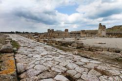 Parco Archeologico di Egnazia, via Traiana