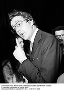 Lord Charles Cecil. Private view at Colnaghi's. London. 24/3/87. Film 87178f23<br />© Copyright Photograph by Dafydd Jones<br />66 Stockwell Park Rd. London SW9 0DA<br />Tel 0171 733 0108