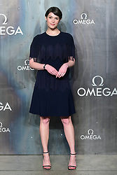 Gemma Arterton attending the Lost in Space event to celebrate the 60th anniversary of the OMEGA Speedmaster held in the Turbine Hall, Tate Modern, 25 Sumner Street, Bankside, London.