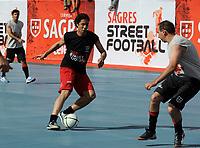 20090606: LISBON, PORTUGAL - Luis Figo Sagres Street Football - Luis Figo Sagres Street Football - Luis Figo Team vs Rui Costa Team. In picture: Rui Costa. PHOTO: Alvaro Isidoro/CITYFILES