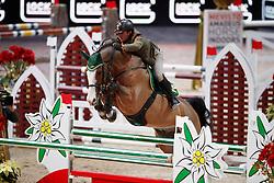 Coata Simone, ITA, Cannavaro<br /> MEVISTO Amadeus Horse Indoor Salzburg<br /> © Hippo Foto - Stefan Lafrentz<br /> 11-12-2016