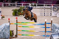 Albarracin Matias, ARG, Cannavaro 9, 301<br /> Olympic Games Tokyo 2021<br /> © Hippo Foto - Dirk Caremans<br /> 06/08/2021