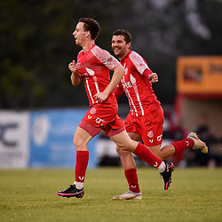 BRISBANE, AUSTRALIA - NOVEMBER 15:  during the NPL Queensland Senior Mens Round 20 match between Olympic FC and Brisbane City at Goodwin Park on November 15, 2020 in Brisbane, Australia. (Photo by Patrick Kearney)