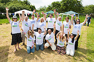 20140601 Free for editorial use image<br /> <br /> Halifax colleagues in Bournemouth are proud to give extra back to their local community by hosting their Big Lunch event on Sunday 01 June 2014.<br /> <br /> Halifax staff attend The Big Lunch at the New Leaf Allotment in Bournemouth. <br /> <br /> For more information please contact: Catherine Eastham on 020 3697 4304<br /> <br /> If you require a higher resolution image or you have any other onEdition photographic enquiries, please contact onEdition on 0845 900 2 900 or email info@onEdition.com<br /> This image is copyright the onEdition 2014©.<br /> This image has been supplied by onEdition and must be credited onEdition. The author is asserting his full Moral rights in relation to the publication of this image. Rights for onward transmission of any image or file is not granted or implied. Changing or deleting Copyright information is illegal as specified in the Copyright, Design and Patents Act 1988. If you are in any way unsure of your right to publish this image please contact onEdition on 0845 900 2 900 or email info@onEdition.com