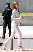 Queen Letizia visiting CIAL