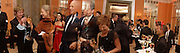 Penny Mortimer, 2 grandmothers celebrating the birth of Emily Mortimers child on the left,  Sir Evelyn de Rothschild, Lady Powell, Bright Young Things Royal European charity premiere party, Claridges, 28 September 2003. © Copyright Photograph by Dafydd Jones 66 Stockwell Park Rd. London SW9 0DA Tel 020 7733 0108 www.dafjones.com
