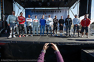 AC World Series San Francisco #1, August 21-26, 2012, Meet the Americas's Cup Skippers, on the Marina Green