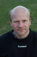 Fotball<br /> Toppserien kvinner 2005<br /> Foto: Digitalsport<br /> <br /> Per Morten Bjarnøy - Team Strømmen