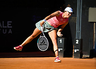 Iga Swiatek of Poland in action during the second round of the 2021 Internazionali BNL d'Italia, WTA 1000 tennis tournament on May 12, 2021 at Foro Italico in Rome, Italy - Photo Rob Prange / Spain ProSportsImages / DPPI / ProSportsImages / DPPI