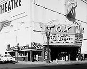Y-540810.  Fox Theatre August 10, 1954
