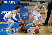 NCAA Basketball-Oregon State at UCLA-Jan 30, 2021