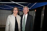 Stanley Fisher Governor of the Bank of Israel Ex Divisional Vice Chairman at Citigroup Inc. with his wife