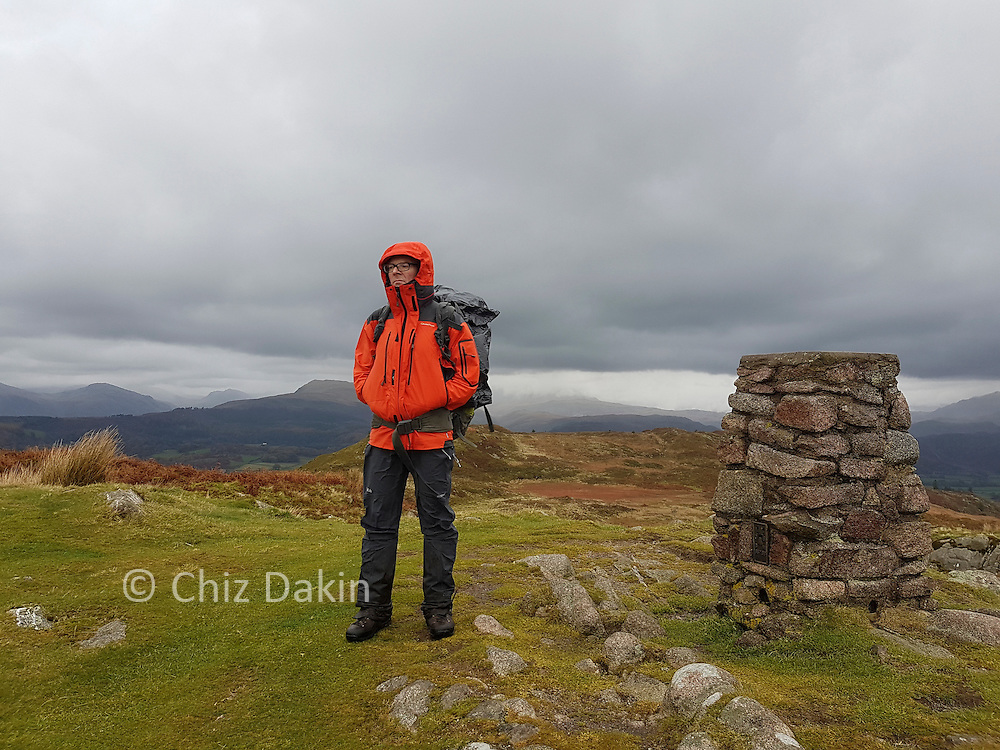Summit of Muncaster Fell