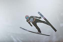 10.12.2020, Planica Nordic Centre, Ratece, SLO, FIS Skiflug Weltmeisterschaft, Planica, Einzelbewerb, Qualifikation, im Bild Dawid Kubacki (POL) // Dawid Kubacki of Poland during the qualification for the men individual competition of FIS Ski Flying World Championship at the Planica Nordic Centre in Ratece, Slovenia on 2020/12/10. EXPA Pictures © 2020, PhotoCredit: EXPA/ JFK