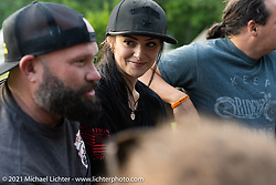 Hayride during the Tennessee Motorcycles and Music Revival at Loretta Lynn's Ranch. Hurricane Mills, TN, USA. Sunday, May 23, 2021. Photography ©2021 Michael Lichter.