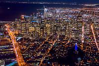 San Francisco Skyline @ Night