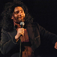 Schtick or Treat - November 1, 2011 - Bowery Poetry Club - James Adomian