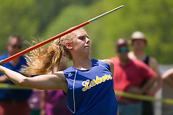 girls javelin, Maine State Track & FIeld Meet - Class B