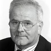 NLD/Huizen/19911114 - Cees Vos RPF/GPV raadslid gemeenteraad Huizen