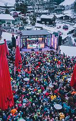 08.01.2020, Goaßstall, Saalbach Hinterglemm, AUT, DJ Oetzi Gipfeltour, im Bild Uebersicht // General View during the Opening Concert of the DJ Oetzi Gipfeltour at the Goassstall, Saalbach Hinterglemm on 2020/01/08. EXPA Pictures © 2020, PhotoCredit: EXPA/ JFK